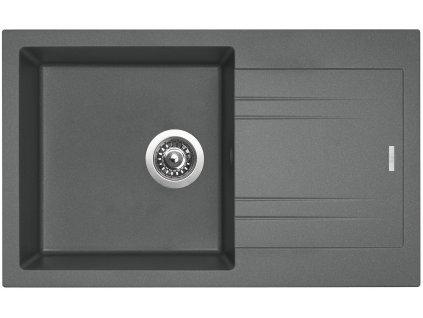 Sinks LINEA 780 N Titanium