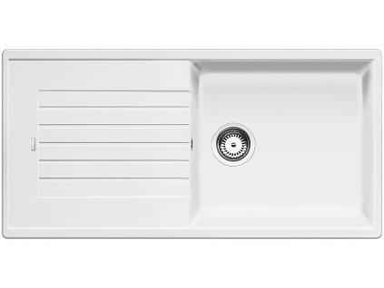 Granitový dřez Blanco ZIA XL 6 S Silgranit bílá oboustranné provedení 517571