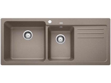 Granitový dřez Blanco NAYA 8 S Silgranit tartufo 519660