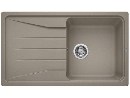 Granitový dřez Blanco SONA 5 S Silgranit tartufo oboustranné provedení 519678