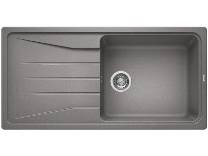Granitový dřez Blanco SONA XL 6 S Silgranit aluminium oboustranné provedení 519691
