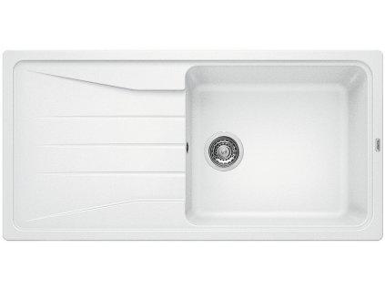 Granitový dřez Blanco SONA XL 6 S Silgranit bílá oboustranné provedení 519692