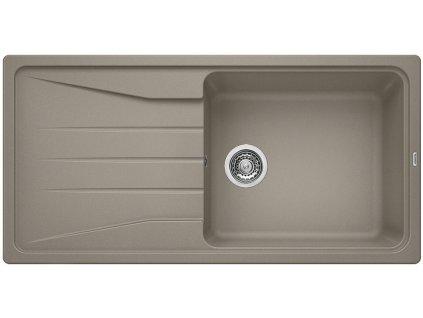 Granitový dřez Blanco SONA XL 6 S Silgranit tartufo oboustranné provedení 519696