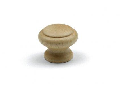Nábytková knopka Jura buk lak
