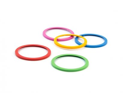 Sada barevných kroužků PIX 926.200