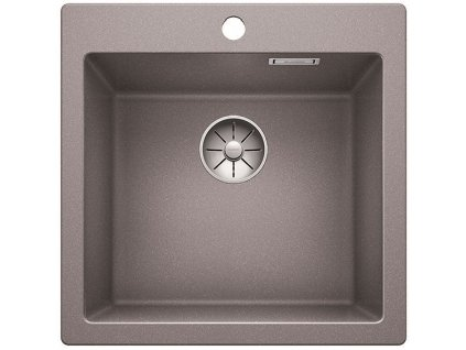 Granitový dřez Blanco PLEON 5 InFino Silgranit aluminium 521670