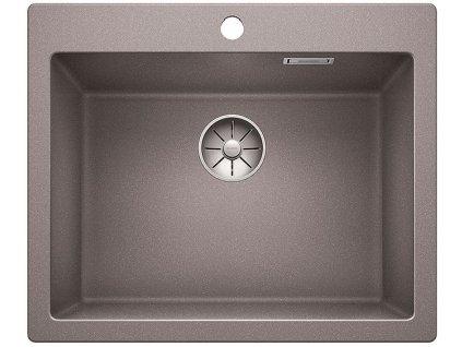 Granitový dřez Blanco PLEON 6 InFino Silgranit aluminium 521681