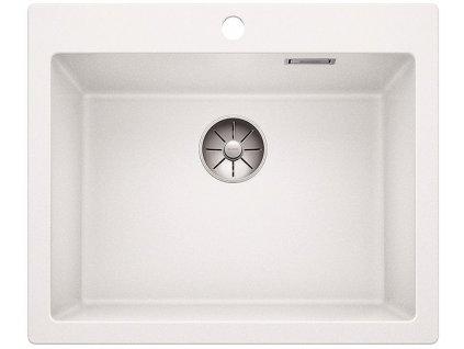 Granitový dřez Blanco PLEON 6 InFino Silgranit bílá 521683