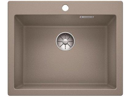 Granitový dřez Blanco PLEON 6 InFino Silgranit tartufo 521686