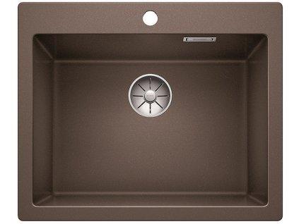 Granitový dřez Blanco PLEON 6 InFino Silgranit káva 521688