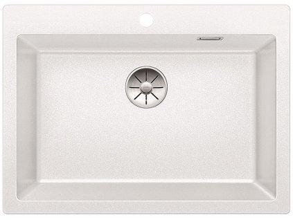 Granitový dřez Blanco PLEON 8 InFino Silgranit bílá 523047