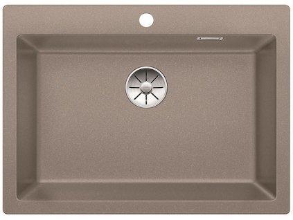 Granitový dřez Blanco PLEON 8 InFino Silgranit tartufo 523050