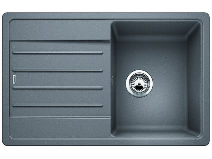Granitový dřez Blanco LEGRA 45 S Silgranit aluminium oboustranné provedení 522202