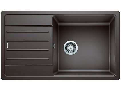 Granitový dřez Blanco LEGRA XL 6 S Silgranit káva oboustranné provedení 523331