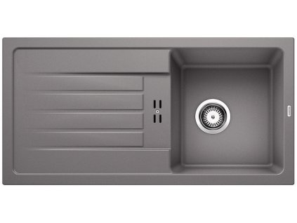 Granitový dřez Blanco FAVUM 45 S Aluminium 524228