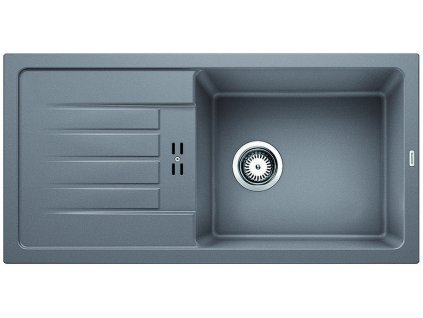 Granitový dřez Blanco FAVUM XL 6 S Silgranit aluminium oboustranné provedení 524234