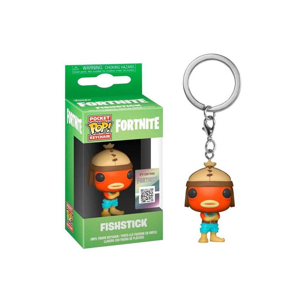 Pocket POP!: Klíčenka Fortnite Fishstick
