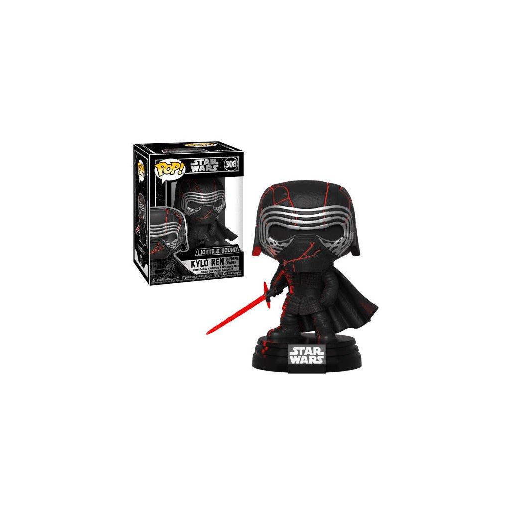 POP figure Star Wars Rise of Skywalker Kylo Ren Electronic 1