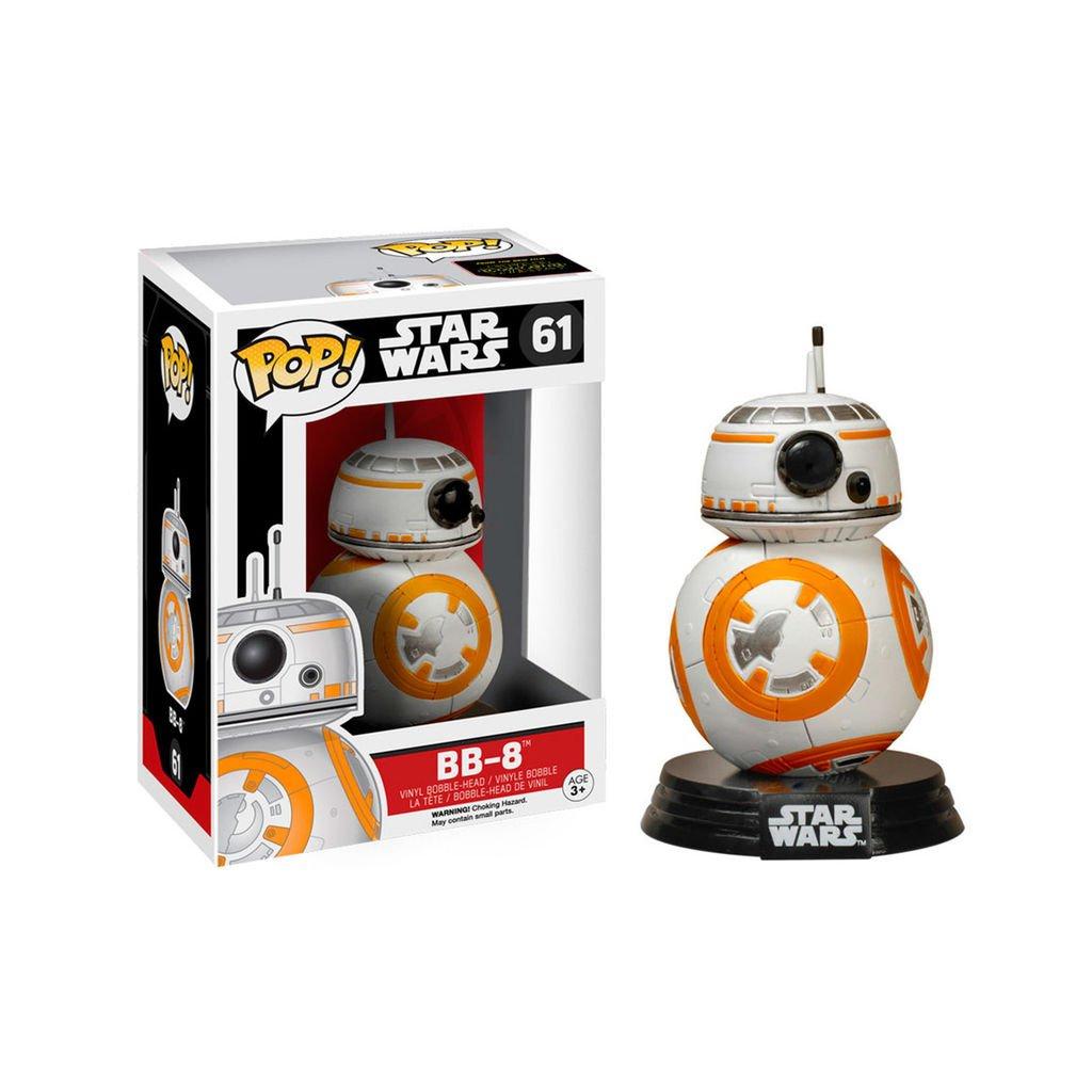 POP figure Star Wars BB 8 1 SOLO