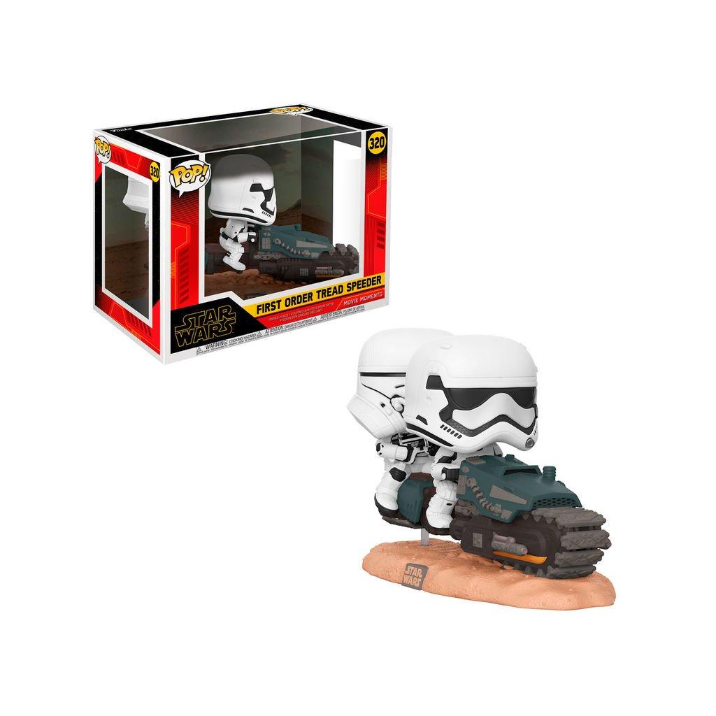 POP figure Star Wars Rise of Skywalker Tread Speeder 1