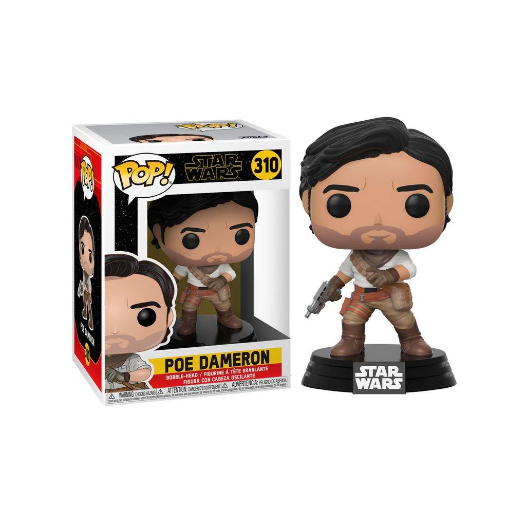 POP figure Star Wars Rise of Skywalker Poe Dameron 1