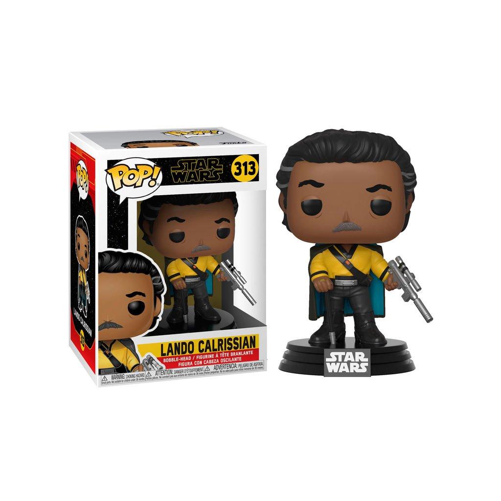 POP figure Star Wars Rise of Skywalker Lando Calrissian 1