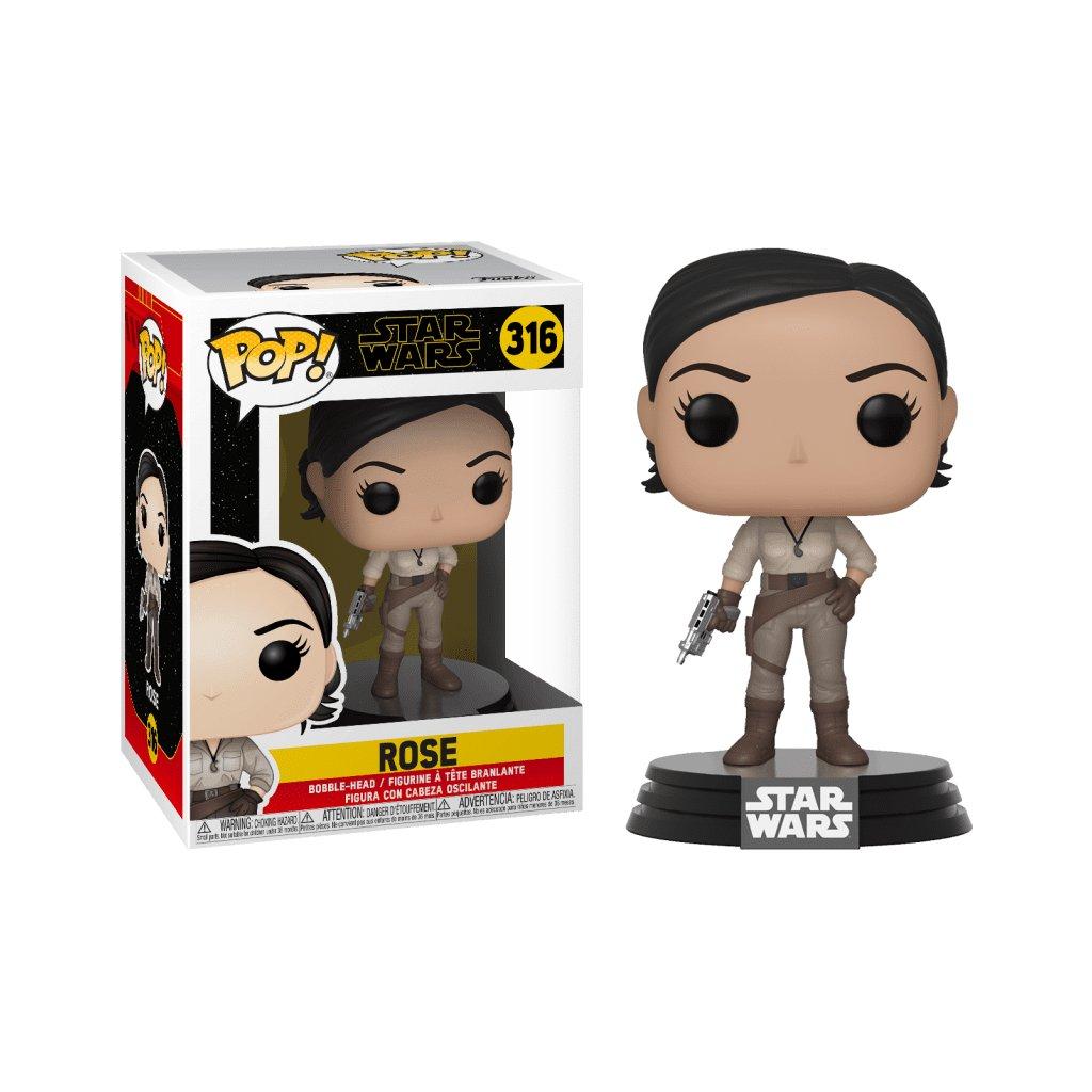 Funko POP! Star Wars: Rise of Skywalker - Rose  Funko POP!