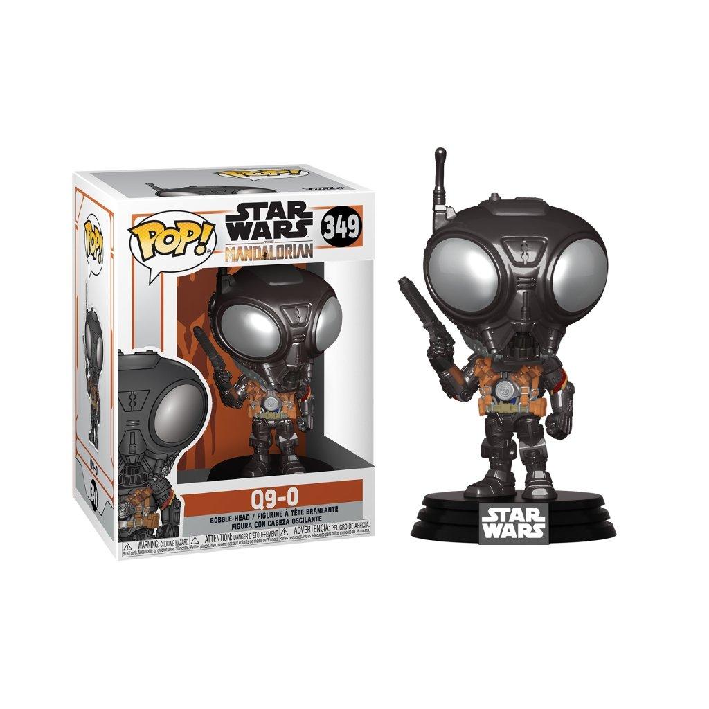 Funko POP! Star Wars: Mandalorian Q9-Zero  Funko POP!