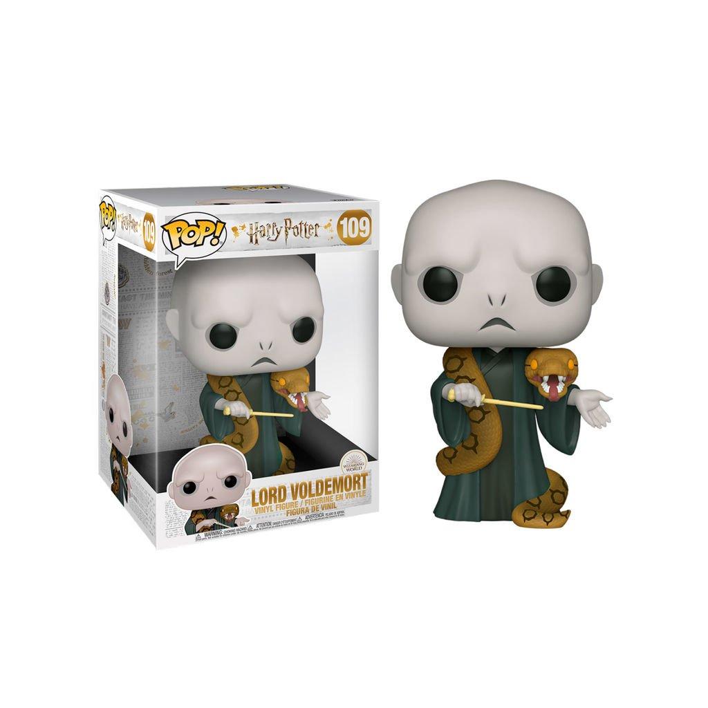 POP figure Harry Potter Voldemort with Nagini 25cm 1