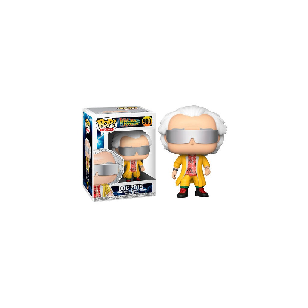 POP figure Back To The Future Doc 2015 1
