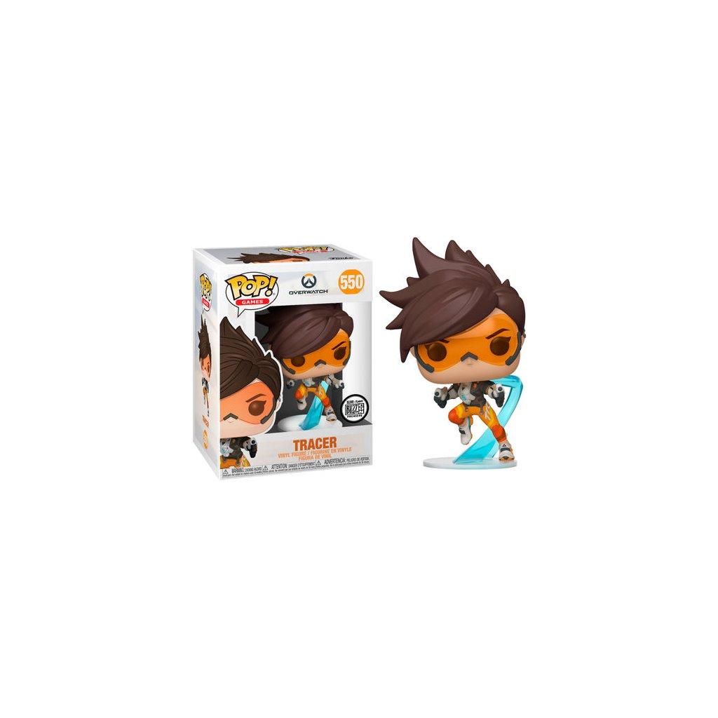POP figure Overwatch 2 Tracer 1