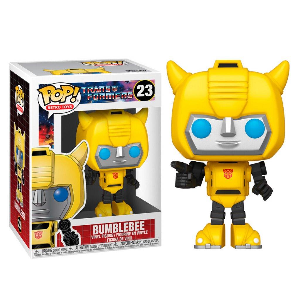 POP figure Transformers Bumblebee 1