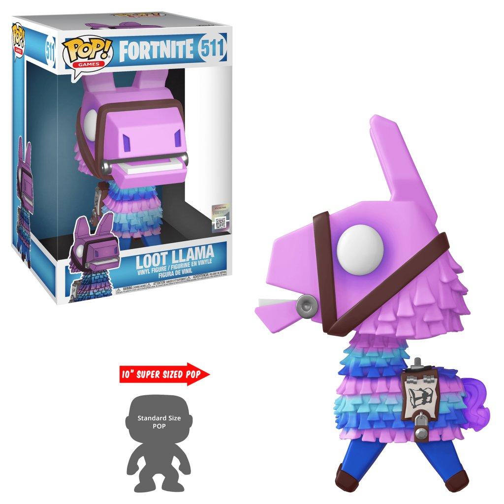 39049 Fortnite LootLlama10in POP GLAM