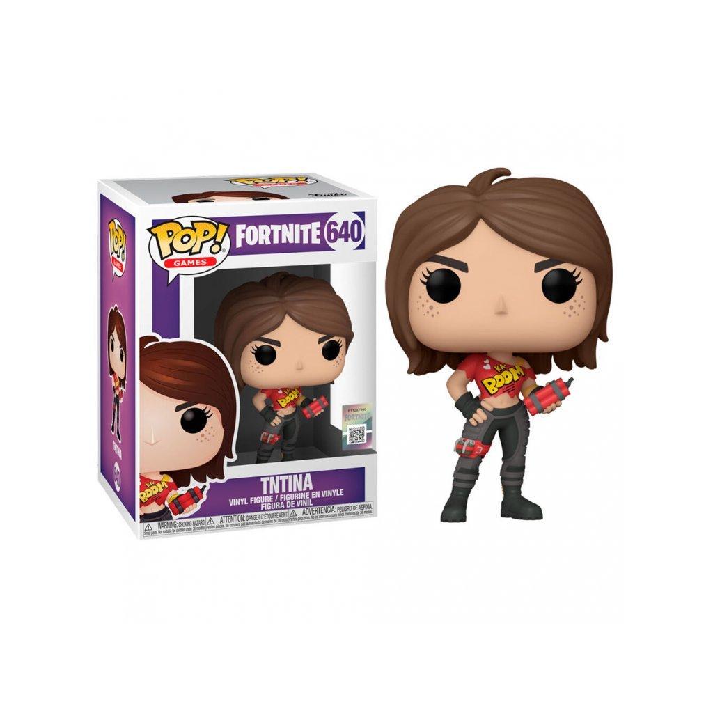 2402 fortnite tntina figurka funko pop