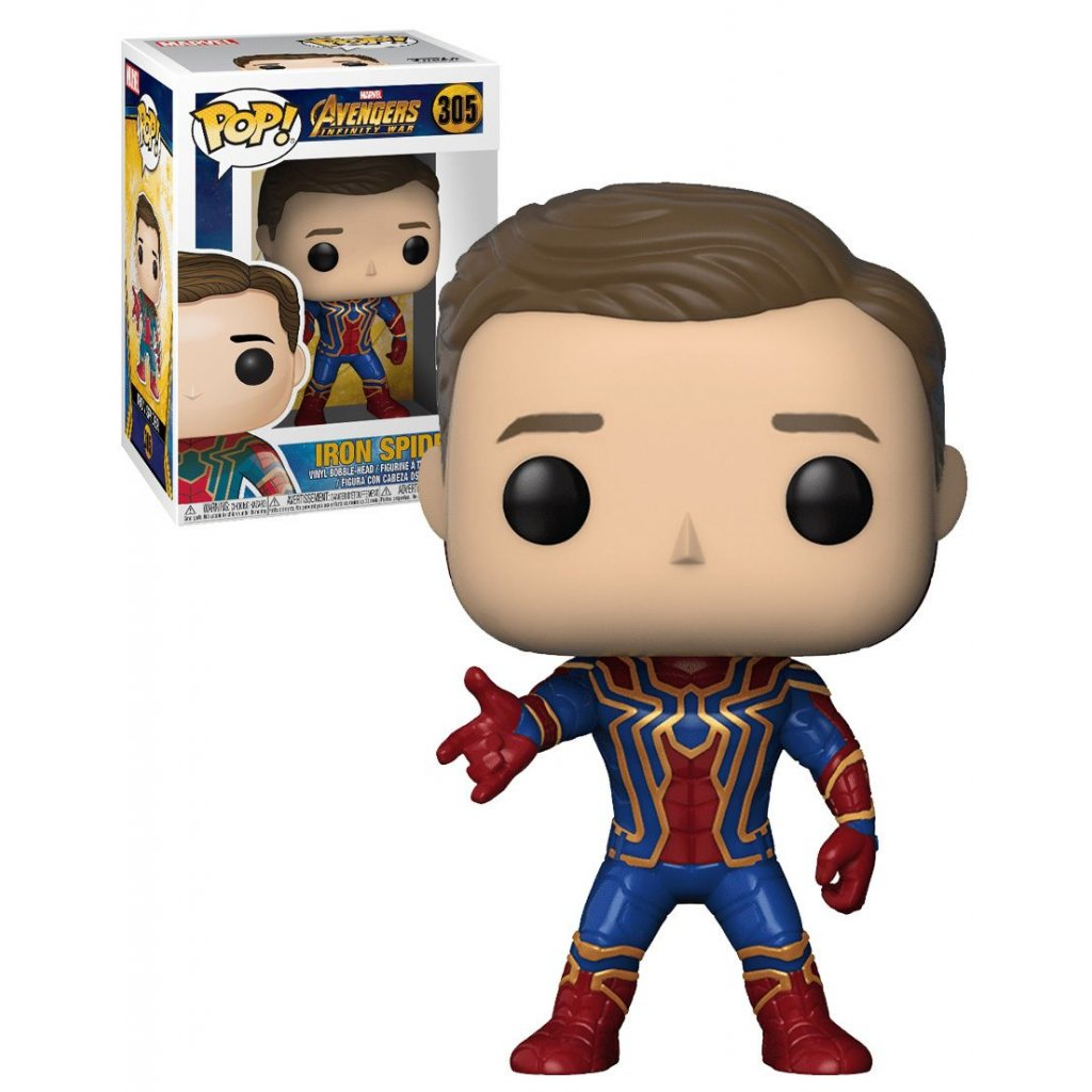 Avengers Infinity War Iron Spider Exclusive