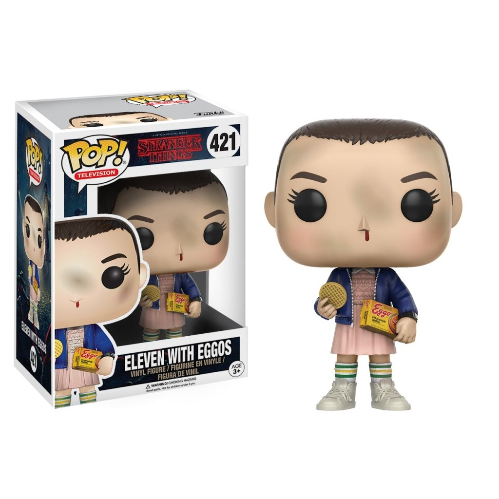 Eleven with eggos 421 (bold)