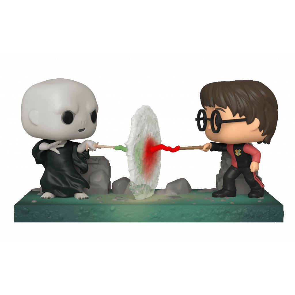 Funko POP! Harry Potter: Harry Potter vs Voldemort  Funko POP!
