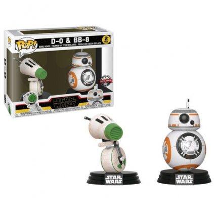 POP figure Star Wars BB 8 1