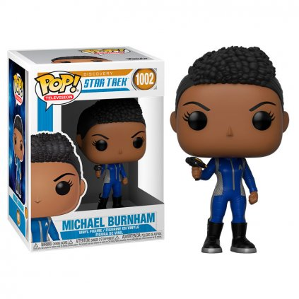pop figure star trek discovery michael burnham