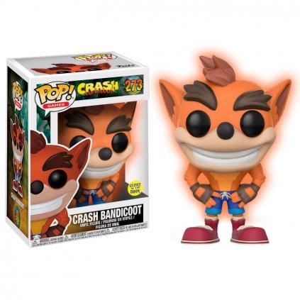 POP figure Crash Bandicoot Exclusive 1