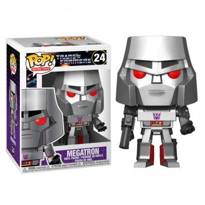 POP figure Transformers Megatron 1
