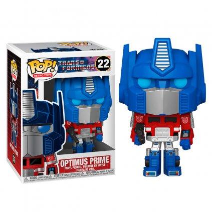 POP figure Transformers Optimus Prime 1