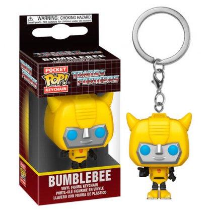 Pocket POP keychain Transformers Bumblebee 1