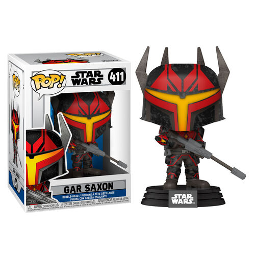 Funko POP! Star Wars: Clone Wars Gar Saxon Funko POP!