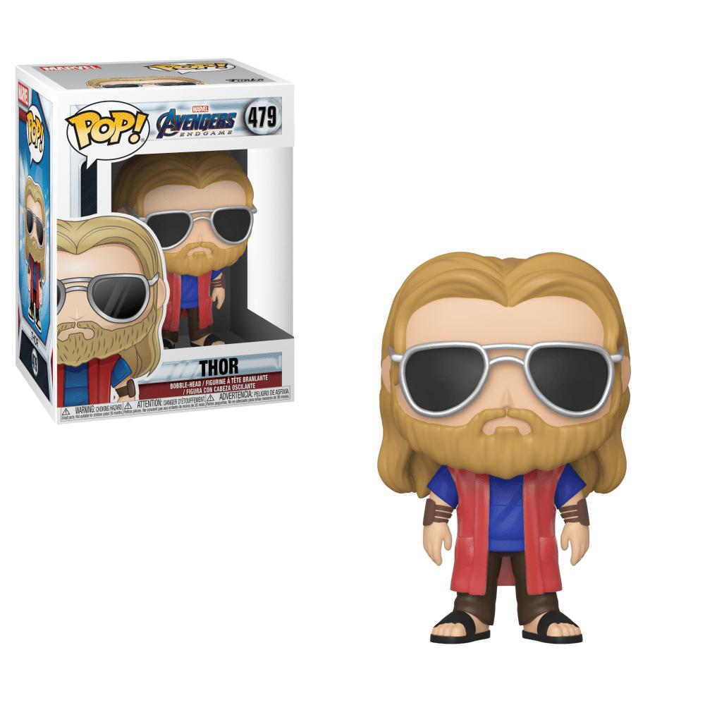 Funko POP! Marvel Avengers: Marvel Avengers Endgame Thor Funko POP!