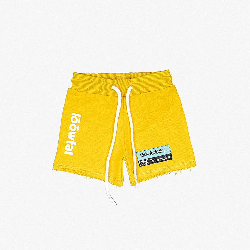 Mike Shorts Yellow 01