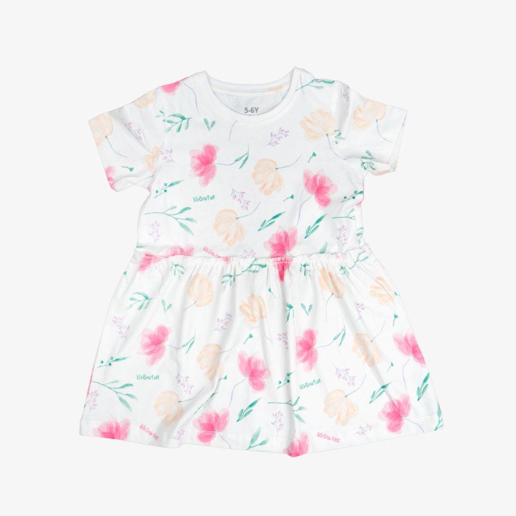 Tee Dress Mala AOP 01