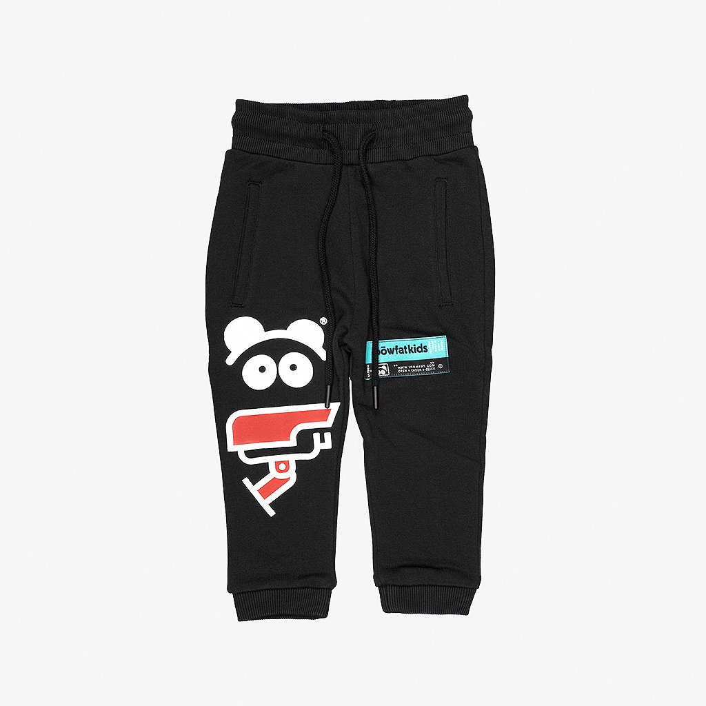 KIDS After You. Joggers BLK 01