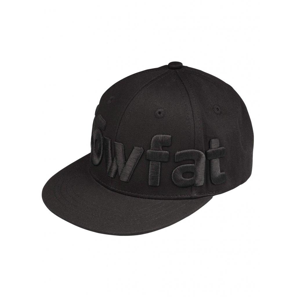 Loowfat Snapback BlackB 01