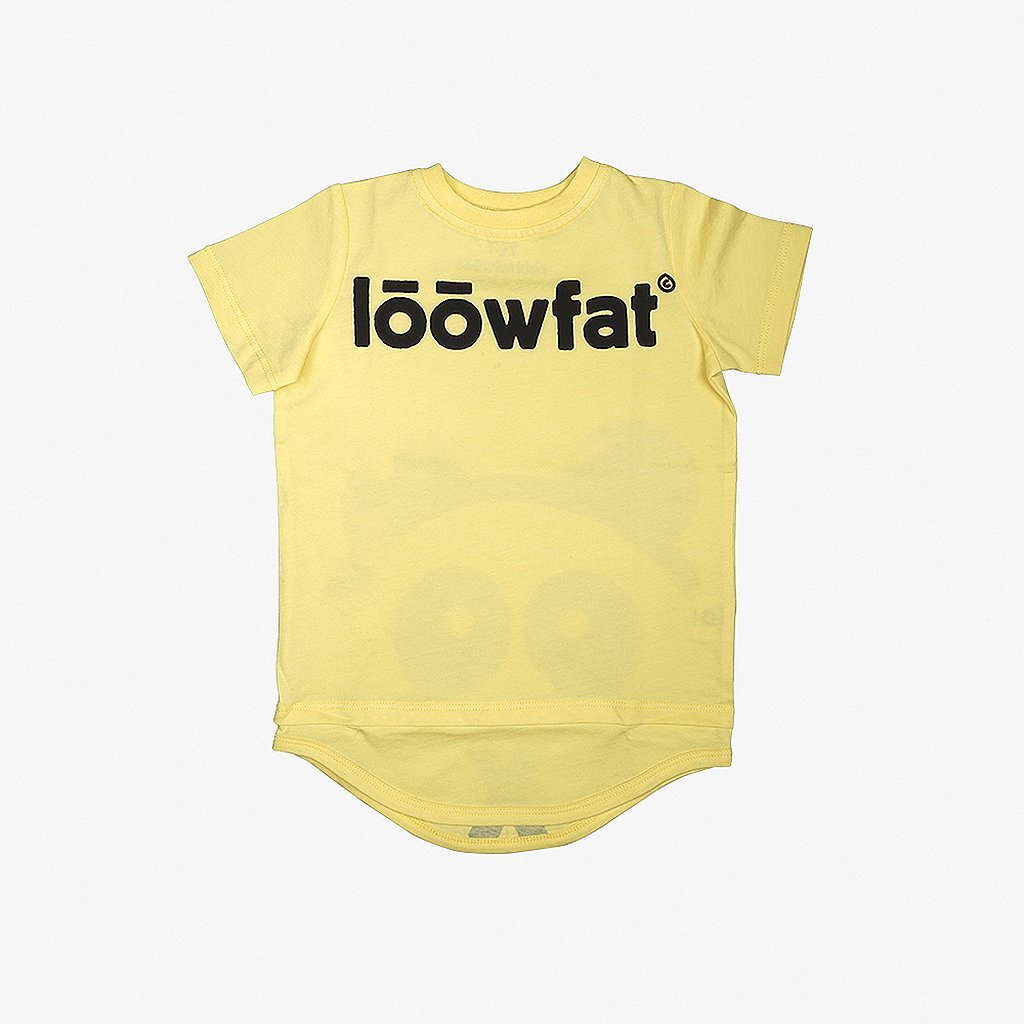Copyright T shirt Yellow 01